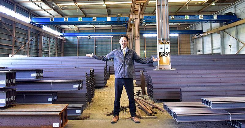 あらゆる鉄資材の仕入力