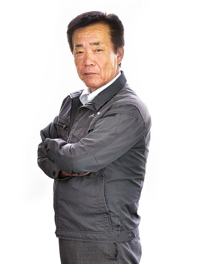 柏原営業部 柏原営業所所長 板野 晃治